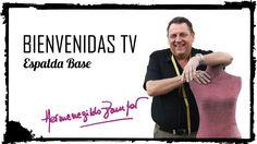 Hermenegildo Zampar - Bienvenidas TV - Moldería Espalda Base