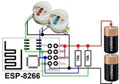 Arduino Wifi, Esp8266 Wifi, Electronic Circuit Projects, Electronics Projects, Esp8266 Projects, Raspberry Pi 2, Home Automation, Smart Home, Linux