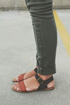Love these sandals  Source: Tumblr