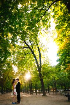 This girl writes about their elopement abroad process. Look at later