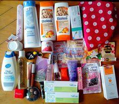 Testimony1990 - Beauty, Boxen, Food, Familie und Produkttests: Wanderbox von Ray