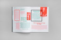 Любовь к западным периодическим изданиям легко оправдывается их стилем, элегантностью и великолепным дизайном. Не стал исключением и журнал Ninety Nine