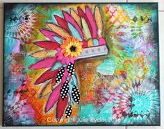 Indian Head Dress...for sale :)