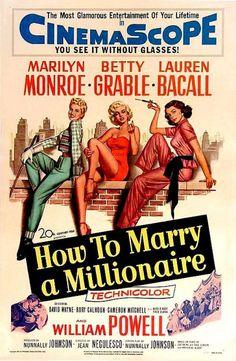 Cómo casarse con un millonario
