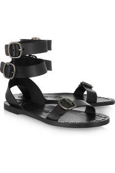 Pedro Garcia Zula leather sandals