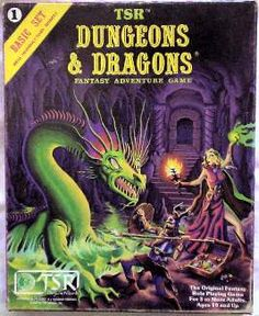 Dungeons & dragons. Who would have thought dice and your imagination could lead to so much enjoyment.