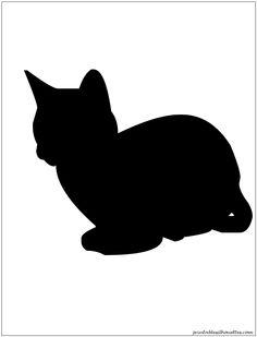 Cat18 Silhouette