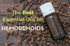 Natural remedies for hemorrhoids – How essential oils for bleeding, inflammation and pain can ease symptoms and provide alternative hemorrhoid treatment. Essential Oil For Hemorrhoids, Natural Remedy For Hemorrhoids, Getting Rid Of Hemorrhoids, Natural Remedies, Herbal Remedies, Best Oils, Best Essential Oils, Essential Oils, Home Remedies