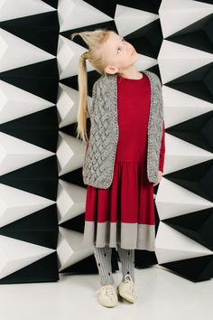 Winter 2013 by Paade Mode, organic and ethically made kidswear.