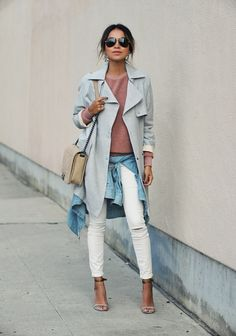 Cool denim looks for the weekend