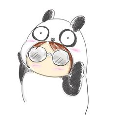【一日一大熊猫】2017.11.8 暖かい日が続いたから油断したね。 そうだった、もう11月。寒い。。。 と言うわけで今シーズンは部屋着を着ぐるみにしよっと。 #パンダ #着ぐるみ