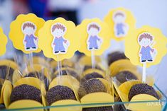 Daniel the Little Prince Birthday Party Ideas | Photo 8 of 58
