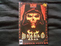 Brady Games Diablo II 2 Ultimate Strategy Guide w/ manual