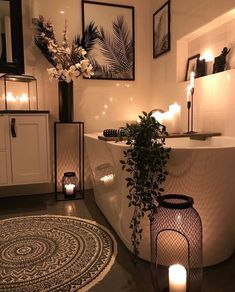 Bohemian Bedroom Bohemian decor Design Home ideas Latest Home Design Decor, Bathroom Interior Design, Home Decor Styles, Bathroom Designs, Bathroom Ideas, Cozy Bathroom, Bohemian Bathroom, Bath Ideas, Bathroom Organization