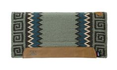Amazon.com : Weaver Leather Memory Foam Saddle Pad with Woven Top and Felt Bottom : Sports & Outdoors