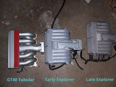 Use the links below to find out everything you need to know about the Cobra and Explorer intake manifold. All 3 are a very popular upgrade for Fox body Mu Sn95 Mustang, Mustang Engine, Mustang Parts, Fox Body Mustang, Truck Repair, Engine Repair, Mustang Convertible, Ford Ranger, Ford Trucks