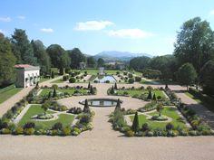 Jardins de Villa Arnaga à Cambo-les-bains ©Villa Arnaga
