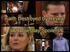 The Young and the Restless (Y&R) spoilers for Tuesday, November 8, tease that a shocking confrontation will be caught on camera.