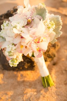 Hawaii Wedding from Rebecca Arthurs Rebecca arthur Flower