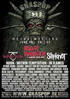Graspop Metal Meeting 2013