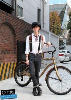 On The Street, Seoul… James