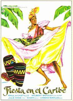 "Fiesta en el Caribe (1961) ""Baldoria nei Caraibi"" de Ubaldo Ragona, José Luis Zavala - tt0050164"
