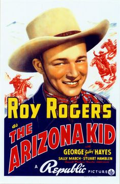 Roy Rogers was a favorite at my house while I was growing up.