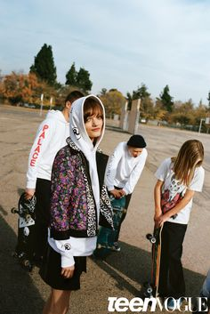 Tomboy Inspired Fashion for Girls - Skater Clothes for Girls | Teen Vogue