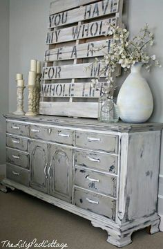 Adorable to do with a pallet