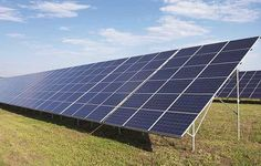 Solar power grids installed in UP to provide 24x7 electricity.