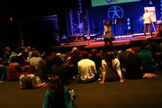 article - designing spaces for youth ministries from ministrymatters.com