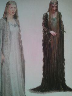 BOTFA concept art Dol guldur costume