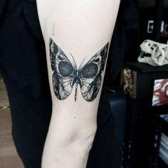 tattoos for men birth Butterfly Mandala Tattoo, Mandala Sternum Tattoo, Butterfly Tattoo Meaning, Butterfly Tattoo On Shoulder, Pirate Skull Tattoos, Deer Skull Tattoos, Leg Tattoos, Sleeve Tattoos, Crown Tattoos