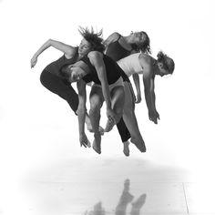 Lois Greenfield Workshop, photo by Matthew Kertesz