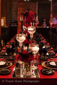 Our Square Table Mirrors Make A Great Runner Down A Long Table Setting. Part 98