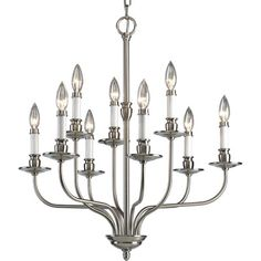 Chandeliers > Richmond Hill > P4451-09  $221  Canadalighting
