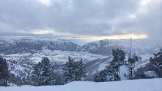 Top of Powder Mountain in Eden Utah [1920x1080] [OC]