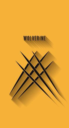 Find images and videos about Marvel and wolverine on We Heart It - the app to get lost in what you love. Marvel Wolverine, Logan Wolverine, Wolverine Tattoo, Wolverine Claws, Batman Vs Superman, Spiderman, Marvel Logo, Marvel Dc Comics, Marvel Heroes