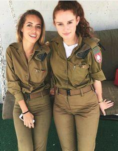 ab63abee805 IDF - Israel Defense Forces - Women Idf Women