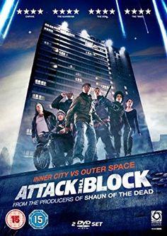 Attack the Block [DVD] [2011]