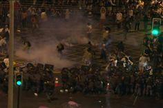 manifestações no Brasil.