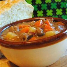 Irish Lamb Stew Allrecipes.com