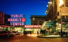 Pike Place Market, Seattle, WA Photo: Alamy