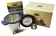AulivCo Tea Infuser Set Bundle with Mesh Stainless Steel - http://freebiefresh.com/aulivco-tea-infuser-set-bundle-with-review/