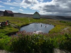 A true spa in the North highlands. This is Laugafell.