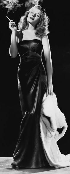 Rita Hayworth - Gilda (Charles Vidor, 1946)