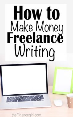 If you need to make more money every month, then learn how to freelance write for sites from home. This is how I make most of my blogging income. It's steady and I can work from wherever. | Financegirl