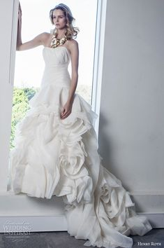 http://weddinginspirasi.com/2013/11/29/henry-roth-2014-wedding-dresses/  henry roth 2014 #wedding dress  #weddings #weddingdress