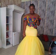 Traditional Wedding Attire, Traditional Outfits, Tsonga Traditional Dresses, Shweshwe Dresses, African Traditional Wedding, African Wedding Dress, Latest African Fashion Dresses, African Design, Wedding Stuff