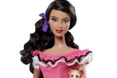 Mexican Barbie stirs controversy #chihuahua #Mattel #toy #doll